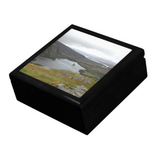 Glanmore Lake from Healy Pass Ireland. Gift Box