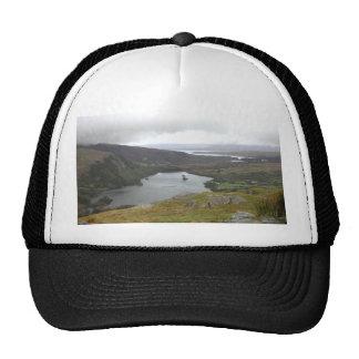 Glanmore Lake from Healy Pass Ireland. Trucker Hat