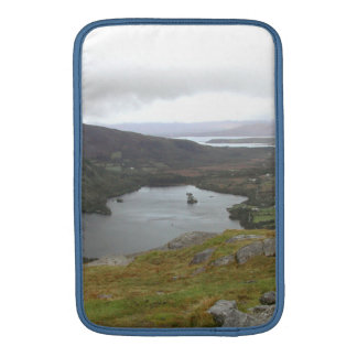 Glanmore Lake from Healy Pass Ireland. Sleeves For MacBook Air