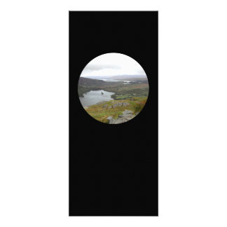 Glanmore Lake from Healy Pass Ireland. Round. Invites