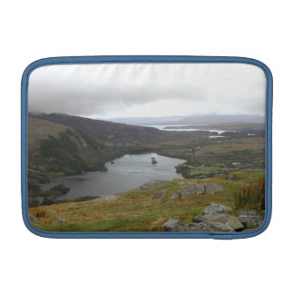 Glanmore Lake from Healy Pass Ireland. Sleeve For MacBook Air