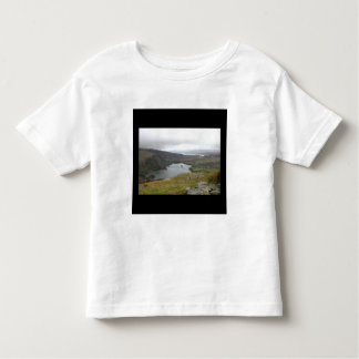 Glanmore Lake from Healy Pass Ireland. Toddler T-shirt