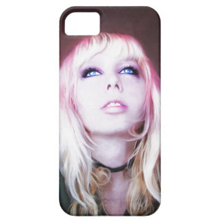 Glare cool beautiful classic oil portrait painting iPhone 5 cover