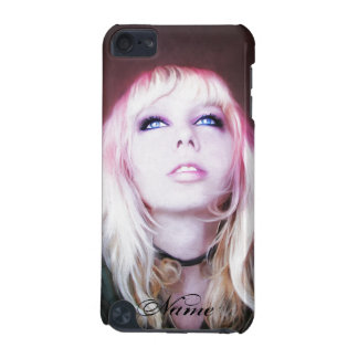 Glare cool beautiful classic oil portrait painting iPod touch 5G cover