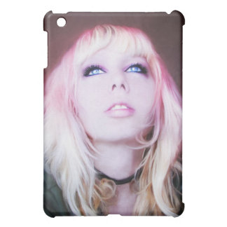 Glare cool beautiful classic oil portrait painting iPad mini case