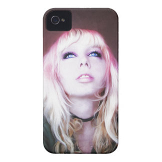 Glare cool beautiful classic oil portrait painting iPhone 4 cover