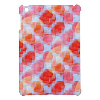 Glare from design texture background iPad mini covers