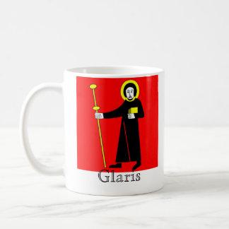 Glaris, Suisse Drapeau Flags Coffee Mug
