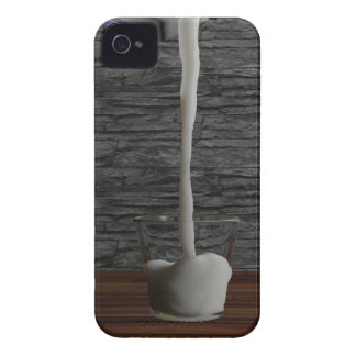 Glas de la leche Case-Mate iPhone 4 cárcasas