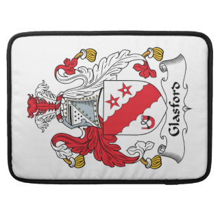 Glasford Family Crest Sleeve For MacBook Pro