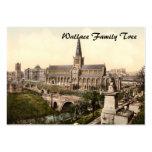 Glasgow Cathedral, Glasgow, Scotland Business Card