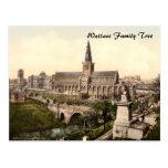 Glasgow Cathedral, Glasgow, Scotland Post Cards