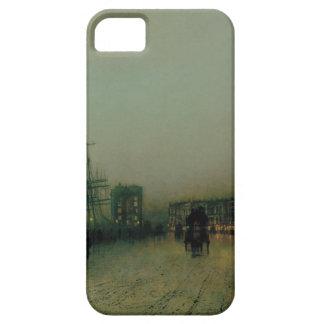 Glasgow cauta de Juan Atkinson Grimshaw Funda Para iPhone SE/5/5s