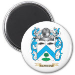 Glasgow Coat of Arms (Family Crest) Magnet