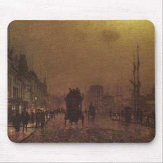 Glasgow Docks Mouse Pad