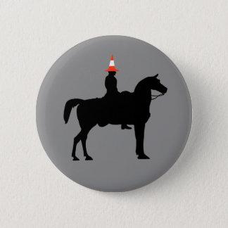 Glasgow Duke of Wellington Badge Pinback Button