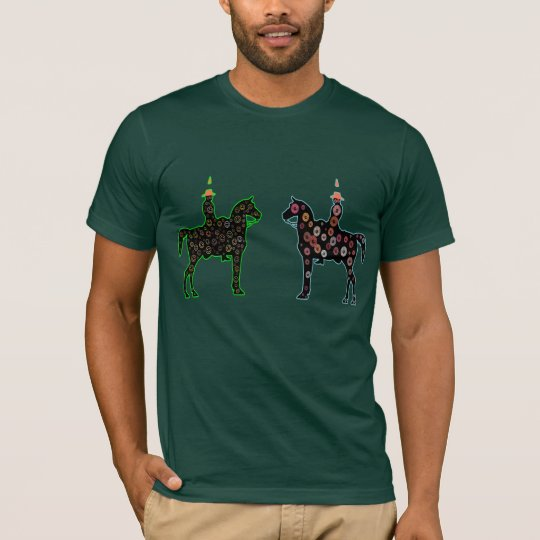 Glasgow Duke of  Wellington Pattern T-Shirt