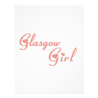 Glasgow Girl Letterhead