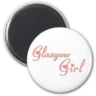 Glasgow Girl Magnet