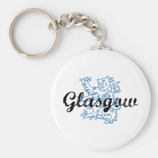 Glasgow Keychain