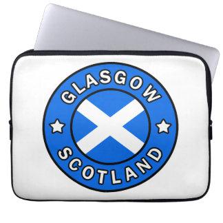 Glasgow Scotland laptop sleeve