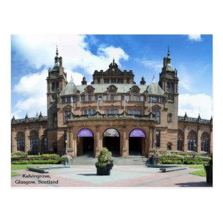 Glasgow, Scotland Postcard