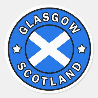 Glasgow Scotland sticker