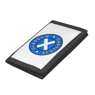 Glasgow Scotland Trifold Wallet