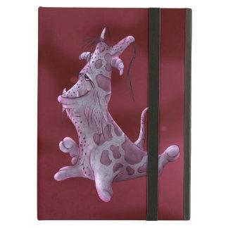 GLASH ALIEN CUTE iPad Air Cover For iPad Air