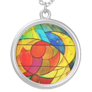 Glass-20 Collar-Manchado