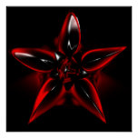 Glass%20Flower%202%20Large Poster