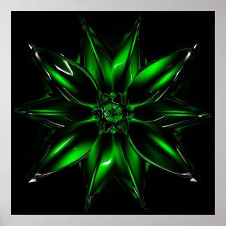 Glass 20Flower 206 20Large Impresiones