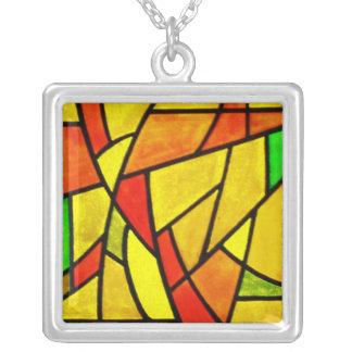 Glass-8 Collar-Manchado