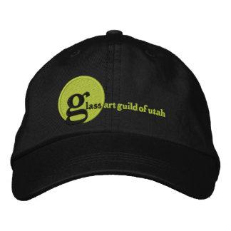 Glass Art Guild of Utah Embroidered Cap Baseball Cap