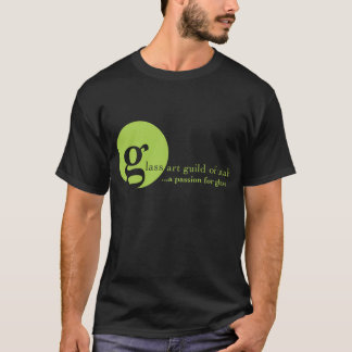 Glass Art Guild of Utah Men's T T-Shirt