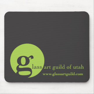 Glass Art Guild of Utah Mouse Pad