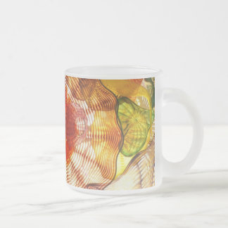 Glass Art on Glass Mug 2