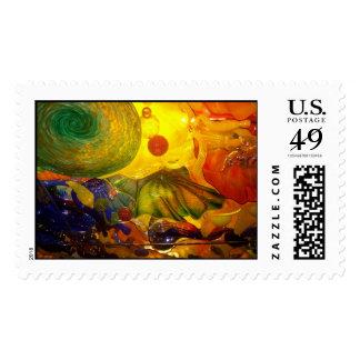 Glass Art Stamp