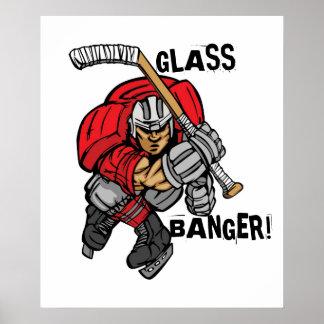 GLASS BANGER! POSTER