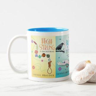 Glass Bead Mystery Series Mug