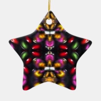 Glass beads of Bred Meli (38). Ceramic Ornament
