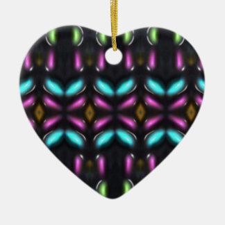 Glass beads of Bred Meli (46) E Ceramic Ornament
