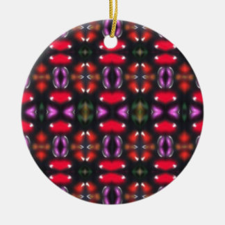 Glass beads of Bred Meli (58). Ceramic Ornament