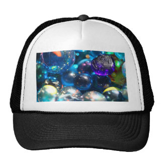 Glass Beads Trucker Hat