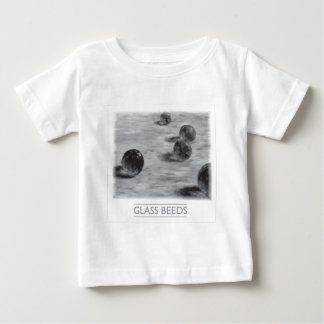 Glass Beeds by David Barlow Baby T-Shirt