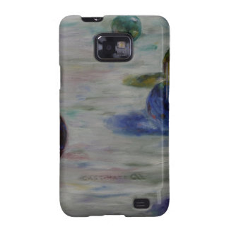Glass Beeds by David Barlow Galaxy SII Case