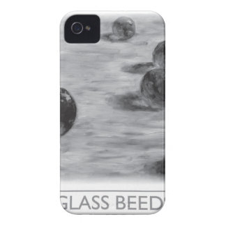 Glass Beeds by David Barlow iPhone 4 Cover