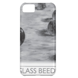 Glass Beeds by David Barlow iPhone 5C Cover