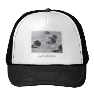 Glass Beeds by David Barlow Trucker Hat
