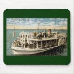Glass Bottom Boat, Avalon, Catalina Island, CA Mouse Pad